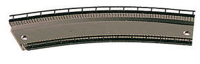 Vollmer 8 Bridge Curved 7-11/16 Radius w/Two Piers N Scale Model Railroad Bridge #47830