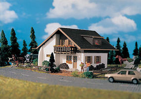Vollmer House Anemone Kit HO Scale Model Railroad Building #49254