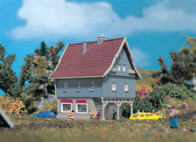 Vollmer Cottage Z Scale Model Railroad Building #49553