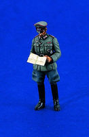 Verlinden German Wehrmacht Officer Resin Model Military Figure Kit 1/35 Scale #0272