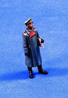 Verlinden 54mm WWII German General Resin Model Military Figure Kit 1/32 Scale #0391
