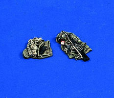 Verlinden G.I. Gear Vietnam Plastic Model Detailing Accessory Kit 1/35 Scale #0396