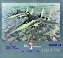 Verlinden F-15 Eagle Lock On #4 Authentic Scale Model Airplane Book #0407