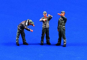 Verlinden USAAF Ground Crew Resin Model Military Figure Kit 1/48 Scale #0482