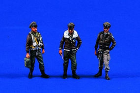 Verlinden USAAF Fighter Pilots Resin Model Military Figure Kit 1/48 Scale #0483