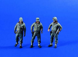 Verlinden WWII G.I.s Resin Model Military Figure Kit 1/35 Scale #0604