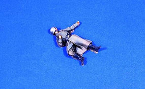 Verlinden WWII German Casualty Resin Model Military Figure Kit 1/35 Scale #0610