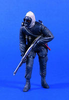 Verlinden 120mm SAS with Riot Gun Resin Model Military Figure Kit 1/16 Scale #0613