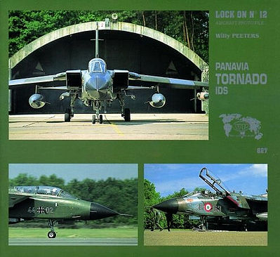 Verlinden Productions Tornado Lock On #12 -- Authentic Scale Model Airplane Book -- #0627