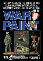 Verlinden War Paint Euromilitaire Book How To Model Book #0693