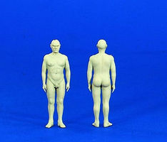 Verlinden Academy Figures Resin Model Figure Kit 1/35 Scale #0759