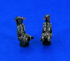 Verlinden Intruder Ejection Seats Plastic Model Aircraft Accessory 1/48 Scale #0820