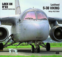 Verlinden Lock On #23 S-3B Viking Authentic Scale Model Airplane Book #0896