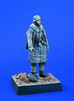 Verlinden 120mm German SS Schutze Resin Model Military Figure Kit 1/16 Scale #0987