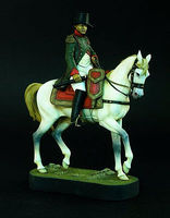 Verlinden 120mm Napoleon Mounted Resin Model Military Figure Kit 1/16 Scale #1083