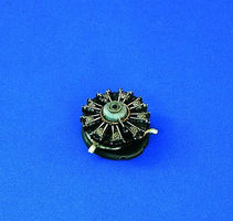 Verlinden P&W R820 Dauntless Engine Plastic Model Aircraft Accessory 1/48 Scale #1096