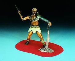 Verlinden 120mm Roman Gladiator #2 Resin Model Figure Kit 1/16 Scale #1147