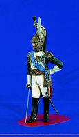 Verlinden 120mm General of Dragoons Resin Model Military Figure Kit 1/16 Scale #1156