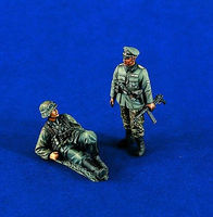 Verlinden Take Five Resin Model Military Figure Kit 1/35 Scale #1229