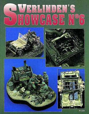 Verlinden Productions Showcase #6 -- Diorama Book -- #1235