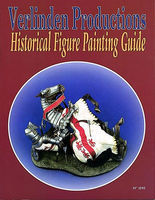 Verlinden Historical Figure Paint Guide Diorama Book #1245