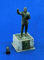 Verlinden Lenin Statue Resin Model Figure Kit 1/35 Scale #1280