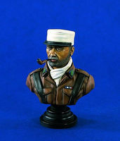 Verlinden 200mm French Foreign Legion Bust Resin Model Military Figure Kit 1/10 Scale #1364