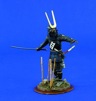 Verlinden 120mm Samurai Warlord Resin Model Figure Kit 1/16 Scale #1403