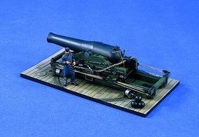 Verlinden 54mm Dahlgren Naval Gun Plastic Model Weapon Kit 1/32 Scale #1422