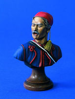 Verlinden 200mm 114th PA Zouave Resin Model Figure Kit 1/10 Scale #1433