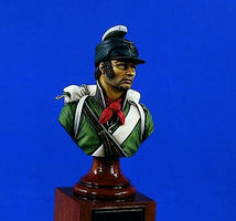 Verlinden 200mm French Demi Brigade Egypt Resin Model Military Figure Kit 1/10 Scale #1490