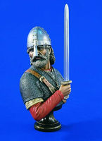 Verlinden Viking Warrior Bust Resin Model Figure Kit 1/5 Scale #1596