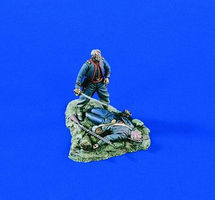 Verlinden 54mm North & South Close Combat Resin Model Military Figure Kit 1/32 Scale #1615
