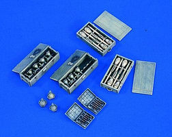Verlinden German Infantry Weapons & Cases Plastic Model Weapon Accessory 1/35 Scale #1671