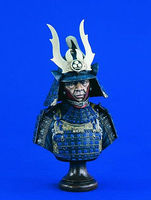Verlinden 200mm Samurai Bust Resin Model Military Figure Kit 1/10 Scale #1749
