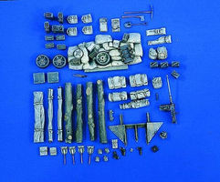 Verlinden M4 Sherman Stowage for TAM Plastic Model Vehicle Accessory 1/35 Scale #1808