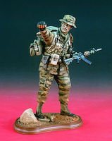 Verlinden 120mm Vietnam Ranger Resin Model Military Figure Kit 1/16 Scale #1931