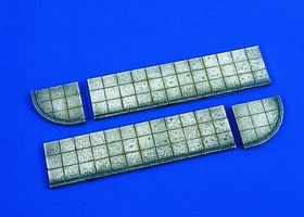 Verlinden Tiled Sidewalk with Corner Pieces Resin Military Diorama Kit 1/35 Scale #1939