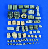 Verlinden LAV Stowage Iraq Plastic Model Vehicle Accessory 1/35 Scale #2052