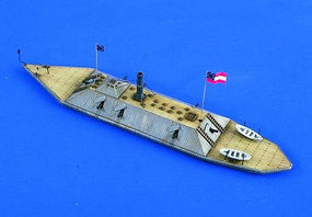 Verlinden CSS Atlanta Ironclads Resin Model Military Ship Kit 1/200 Scale #2120