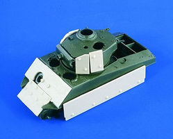Verlinden Sherman Add-On Armor Plastic Model Vehicle Accessory 1/35 Scale #2121