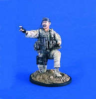 Verlinden 120mm Special Ops Ranger Afghanistan Iraq Resin Model Military Figure Kit 1/16 Scale #2124