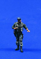 Verlinden US F4s, F105s Fighter Pilot Vietnam Era Resin Model Military Figure Kit 1/32 Scale #2178