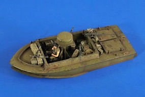 Verlinden LSSC Waterline Boat Resin Model Military Ship Kit 1/35 Scale #2523