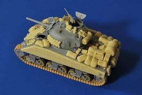 Verlinden WWII US Sherman M4A2 Tank Detail for DML Plastic Model Vehicle Accessory 1/35 Scale #2557