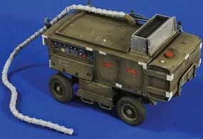 Verlinden Airbase Generator/Gas Turbine EPU Vehicle Resin Model Military Vehicle Kit 1/32 Scale #2751
