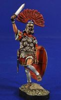 Verlinden 54mm Roman Army Centurion Plastic Model Military Figure #2801