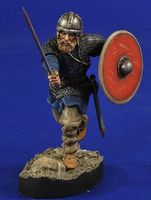 Verlinden Charging Viking Plastic Model Military Diorama 1/32 Scale #2805