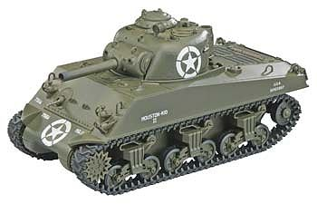 VS Tanks 1/24 M4 Sherman Tank Green RTR