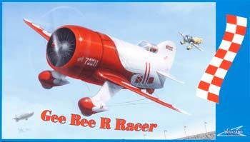 Williams Brothers Gee Bee R Racer -- Plastic Model Airplane Kit -- 1/32 Scale -- #32511